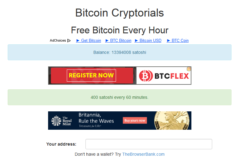 Bitcoin faucet bot auto captcha - Transfer bitcoin ke perfect money